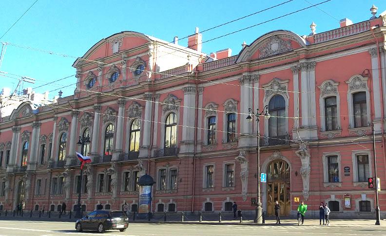 Beloselsky-Belozersky's Palace