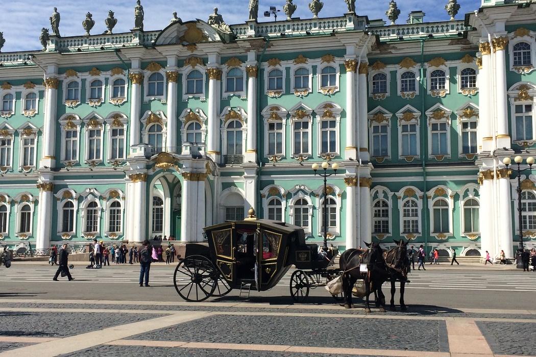 Winter Palace, nowadays