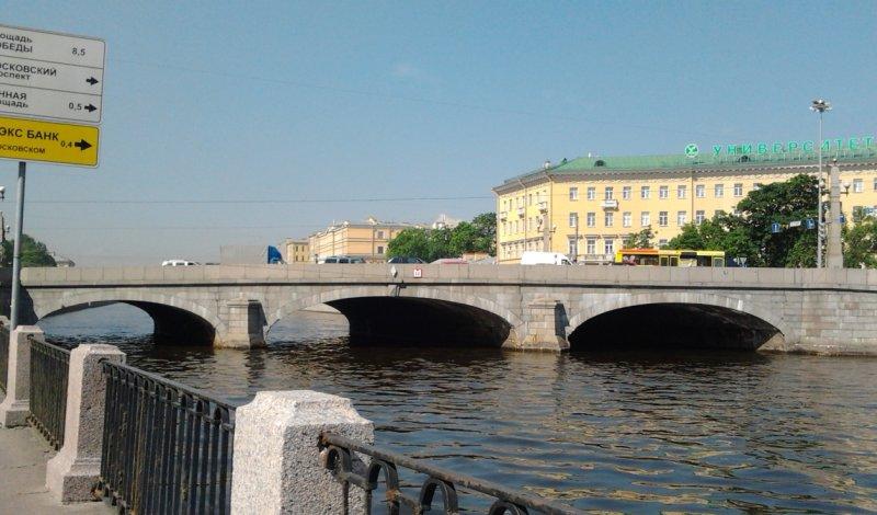 Obuhovsky Bridge