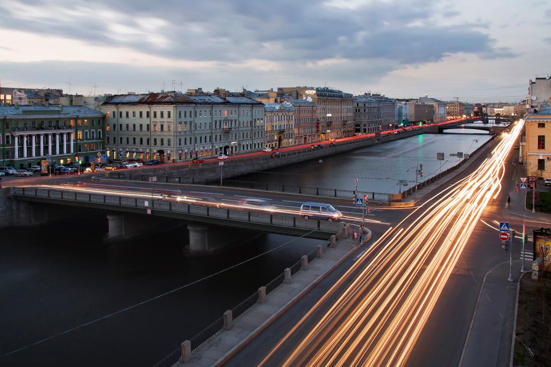 Semenovsky bridge
