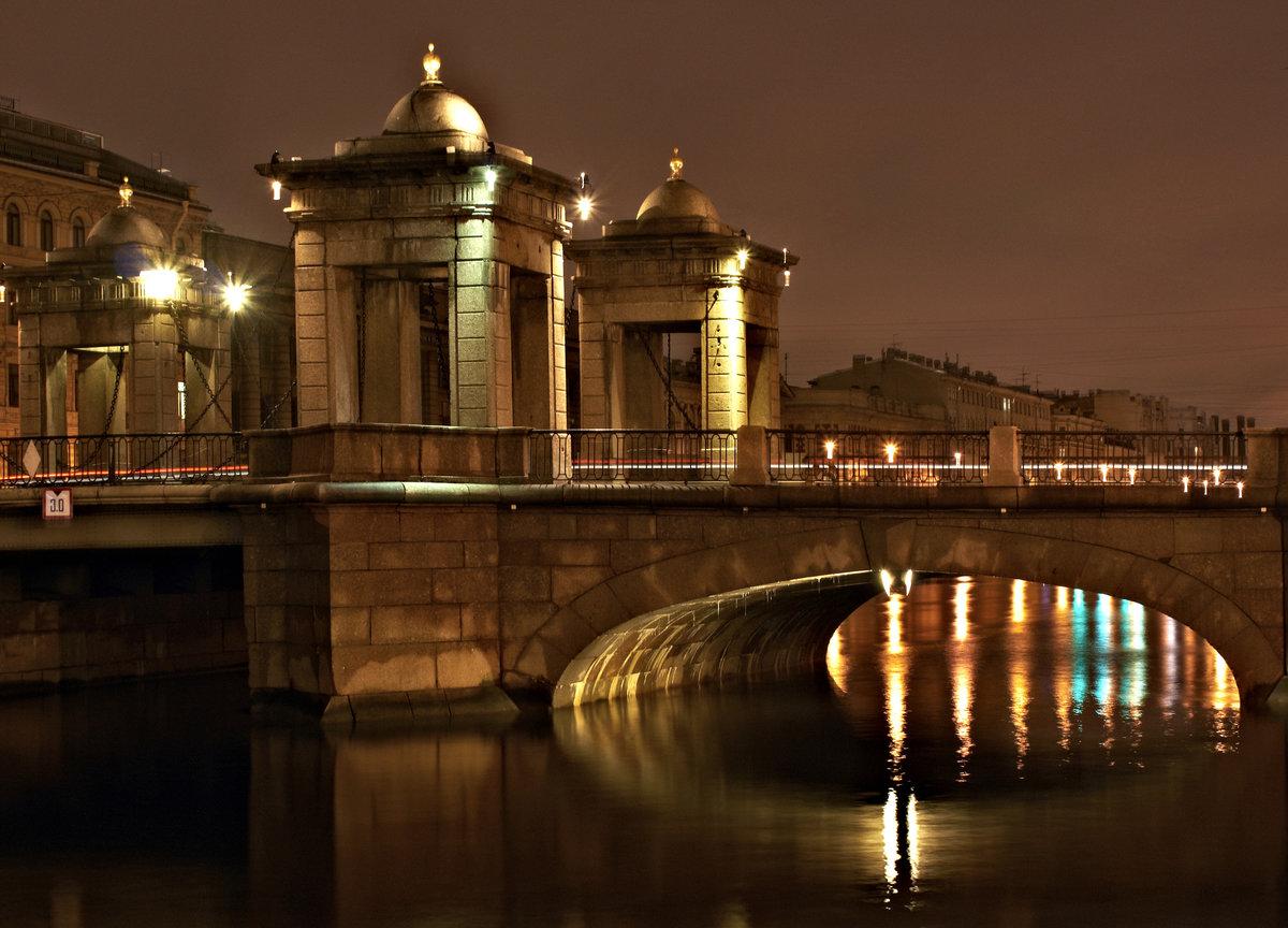 Lomonosov (Chernyshev) bridge